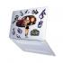 "Чехол-накладка Hustle Case Lola BTC Matte Clear для MacBook Pro 13"" (M1 | 2020 - 2016)"