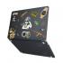 "Чехол-накладка Hustle Case Custom Black для MacBook Pro 13"" (M1   2020 - 2016)"