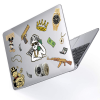 "Чехол-накладка Hustle Case Custom Clear для MacBook Pro 13"" (M1 | 2020 - 2016)"