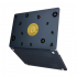 "Чехол-накладка Hustle Case Bitcoin Black для MacBook Pro 13"" (M1 | 2020 - 2016)"