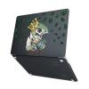 "Чехол-накладка Hustle Case Mr.Bucks Black для MacBook Pro 13"" (M1 | 2020 - 2016)"