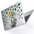 "Чехол-накладка Hustle Case Mr.Bucks Clear для MacBook Air 13"" (M1 | 2020 | 2019 | 2018)"