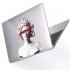 "Чехол-накладка Hustle Case Gorgona Clear для MacBook Pro 13"" (M1   2020 - 2016)"