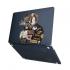"Чехол-накладка Hustle Case Tiger Black для MacBook Pro 13"" (M1   2020 - 2016)"