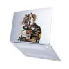 "Чехол-накладка Hustle Case Tiger Matte Clear для MacBook Pro 13"" (M1   2020 - 2016)"
