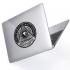 "Чехол-накладка Hustle Case Mason Eye Clear для MacBook Pro 13"" (M1 | 2020 - 2016)"
