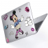 "Чехол-накладка Hustle Case NEW Minnie Clear для MacBook Pro 13"" (M1   2020 - 2016)"