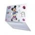 "Чехол-накладка Hustle Case NEW Minnie Matte Clear для MacBook Pro 13"" (M1 | 2020 - 2016)"