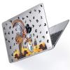 "Чехол-накладка Hustle Case Scrooge Clear для MacBook Pro 13"" (M1 | 2020 - 2016)"