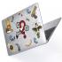 "Чехол-накладка Hustle Case Take The Risk Clear для MacBook Pro 13"" (M1 | 2020 - 2016)"