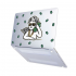 "Чехол-накладка Hustle Case Business Angel Matte Clear для MacBook Pro 13"" (M1 | 2020 - 2016)"