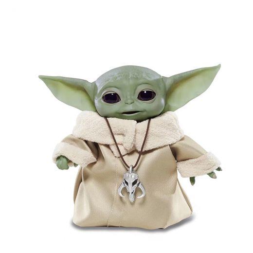 Интерактивная игрушка Малыш Йода Hasbro Baby Yoda (F1119)