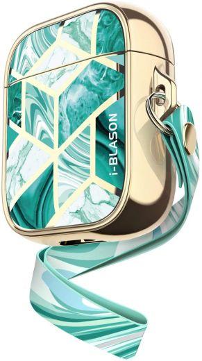 Чехол i-Blason Cosmo Series Jade для AirPods
