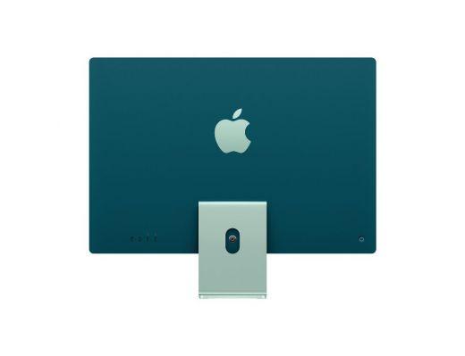 Apple iMac 24 M1 Chip 8GPU 256Gb Green 2021 (MGPH3)
