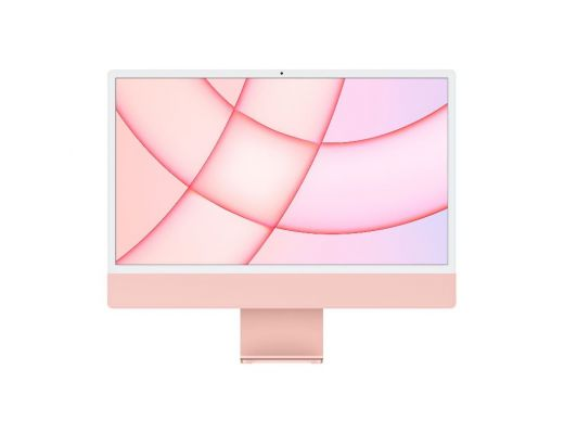 Apple iMac 24 M1 Chip 8GPU 256Gb Pink 2021 (MGPM3)