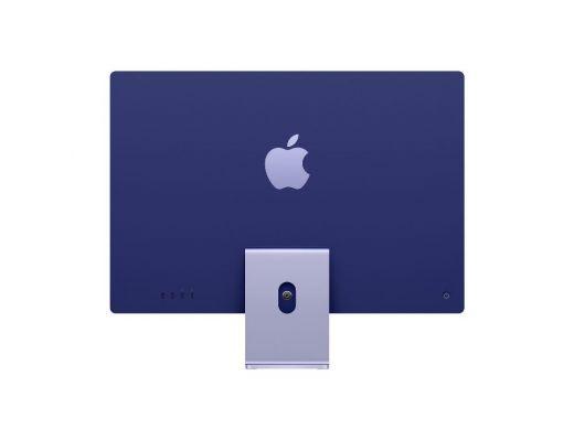Apple iMac 24 M1 Chip 8GPU 256Gb Purple 2021 (Z130)