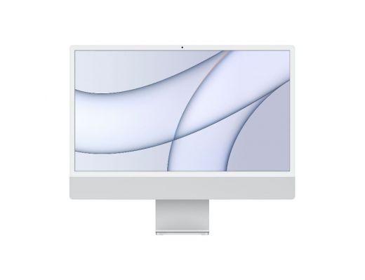 Apple iMac 24 M1 Chip 8GPU 512Gb Silver 2021 (MGPD3)