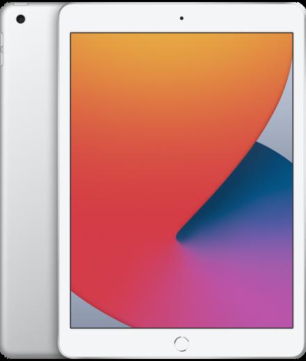 "Планшет Apple iPad 10.2"" 2020 Wi-Fi + Cellular 32GB Silver (MYMJ2, MYN52)"