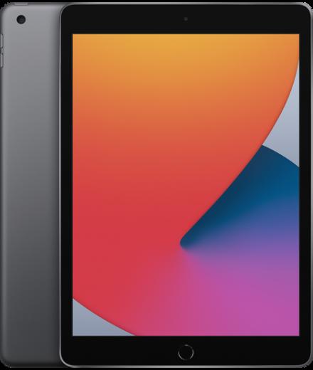 "Планшет Apple iPad 10.2"" 2020 Wi-Fi + Cellular 32GB Space Gray (MYMH2, MYN32)"