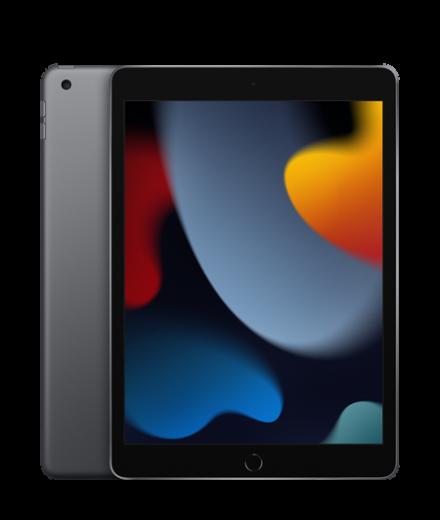 "Планшет Apple iPad 10.2"" 2021 Wi-Fi+Cellular 256Gb Space Grey (MK4E3)"