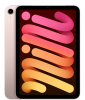 Планшет Apple iPad mini 6 2021 Wi‑Fi 64Gb Pink (MLWL3)