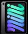 Планшет Apple iPad mini 6 2021 Wi‑Fi 256Gb Spase Gray (MK7T3)