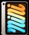 Планшет Apple iPad mini 6 2021 Wi‑Fi 256Gb Starlight (MK7V3)