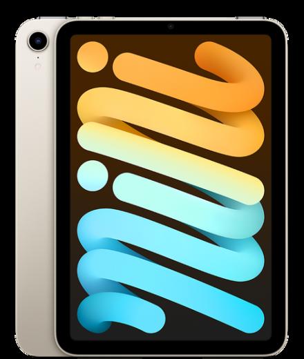 Планшет Apple iPad mini 6 2021 Wi‑Fi 64Gb Starlight (MK7P3)