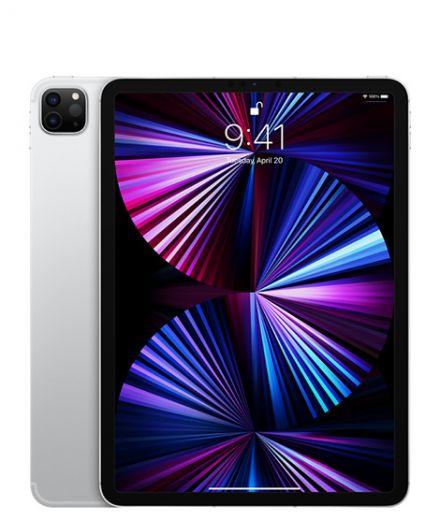 "Планшет Apple iPad Pro 11"" M1 Chip (2021) Wi-Fi 256GB Silver (MHQV3)"