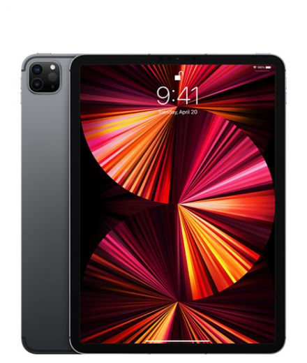 "Планшет Apple iPad Pro 11"" M1 Chip (2021) Wi-Fi + Cell 256GB Space Gray (MHMV3)"
