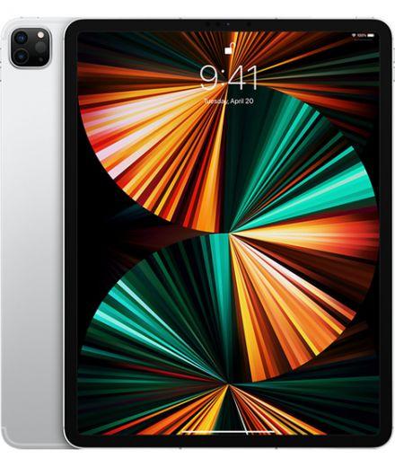 "Планшет Apple iPad Pro 12,9"" M1 Chip (2021) Wi-Fi + Cell 256GB Silver (MHNX3, MHR73)"