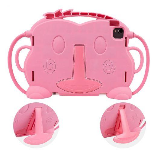 """Детский противоударный чехол CasePro Monkey Pink для iPad Pro 11"""" M1 (2018   2020   2021)"""