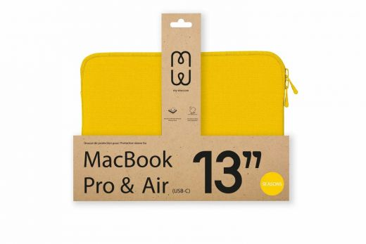 "Чехол MW Seasons Sleeve Case Yellow (MW-410115) для MacBook Pro 13""/MacBook Air 13"" Retina"