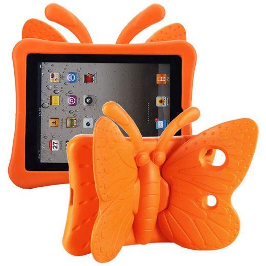 "Детский чехол CasePro Cartoon Butterfly Orange для Apple iPad 10.2"" (2019   2020   2021)"