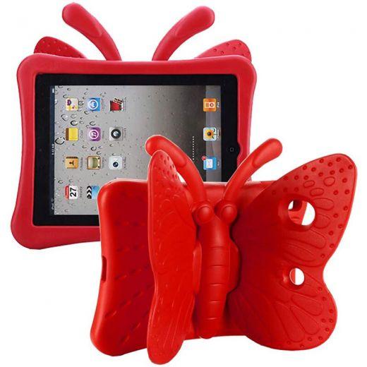 "Детский чехол CasePro Cartoon Butterfly Red для Apple iPad 10.2""(2019   2020   2021)"