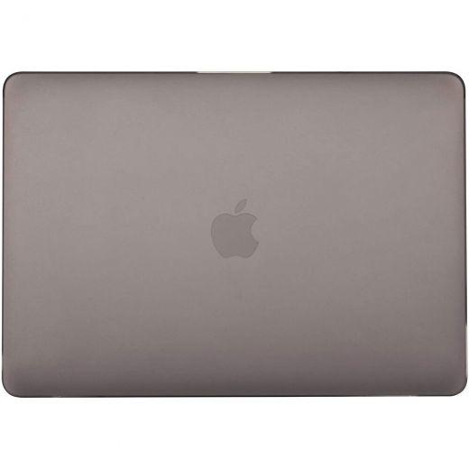 "Пластиковый чехол CasePro Soft Touch Matte Gray для MacBook Pro 13"" (2020 | M1)"