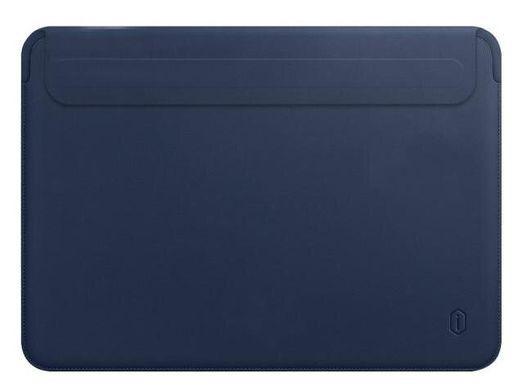 "Конверт WIWU Skin Pro II Series Navy для MacBook 13"" (2018 | 2019 | 2020 | M1)"