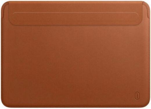 Конверт WIWU Skin Pro II Series Navy Brown для MacBook Air 13' (2020   M1)