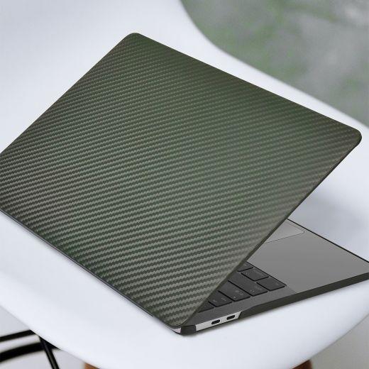 "Пластиковый чехол-накладка WiWU iKavlar Shockproof Laptop Case Hard Shell для MacBook Pro 13"" (Green)"