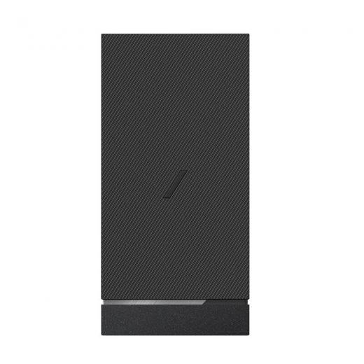 Беспроводное зарядное устройство Native Union Jump+ PD Wireless Powerbank 12 000 mAh Slate (JUMP+-PD-12K-GRY)