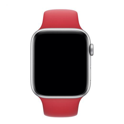 Ремешок CasePro Sport Band Red для Apple Watch 38/40mm