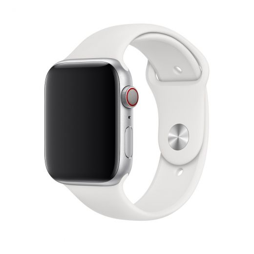 Ремешок CasePro Sport Band White для Apple Watch 42/44mm