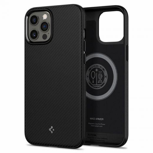 Чехол Spigen MagArmor (ACS01864) для iPhone 12 Pro Max