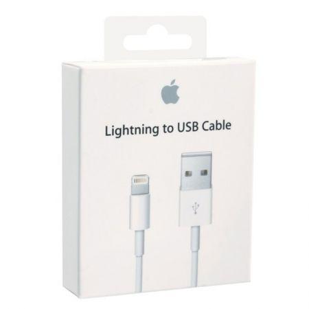 Оригинальный Apple Lightning to USB Cable (MD818/MQUE2) для iPhone, iPad, iPod