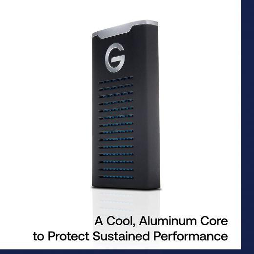 Внешний жесткий диск G-Technology G-DRIVE 500GB