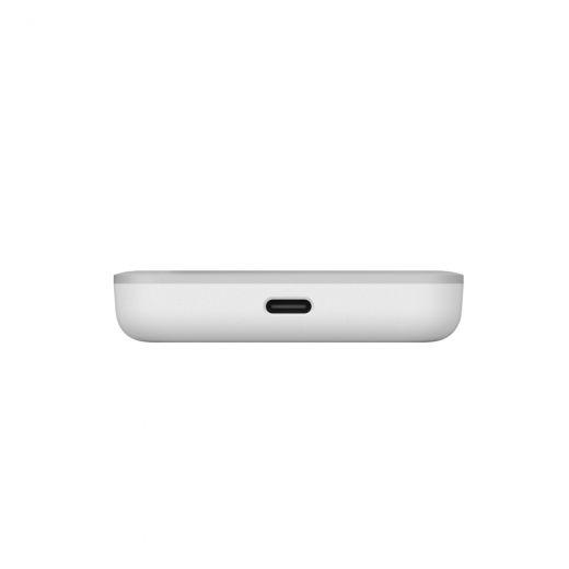 Портативное зарядное устройство Belkin Wireless Power Bank MagSafe 2500mAh White (BPD002btWH)