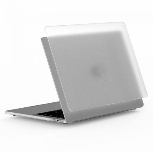"Пластиковая накладка WiWU iSHIELD Transparent для MacBook Pro 13"" (M1 | 2020 | 2019 | 2018)"
