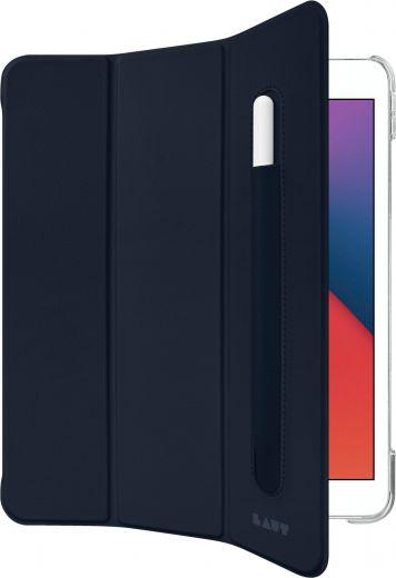 "Чехол Laut Huex Folio Pencil Navy (L_IPD20_HP_NV) для iPad Air 10.9"" (2020)"