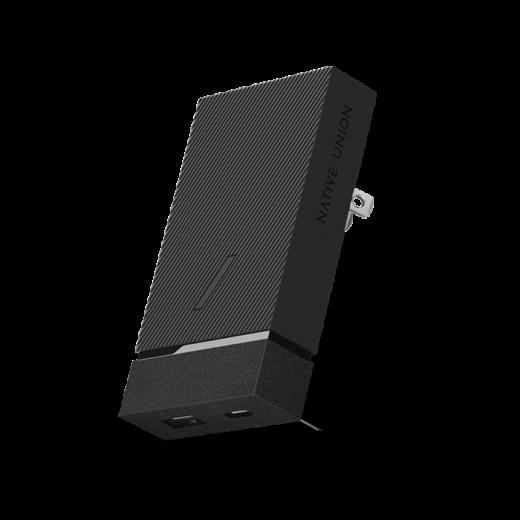 Зарядное устройство Native Union Smart Hub PD 45W Slate (SMH-PD-GRY-INT)