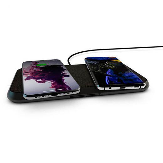 Беспроводная зарядка Zens Liberty Wireless Charger 30W Kvadrat Black (ZEDC08B/00)